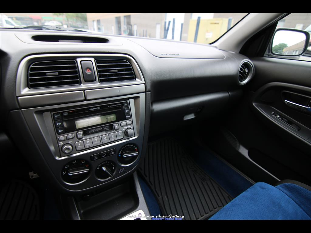 2004 Subaru Impreza WRX STI - Photo 30 - Gaithersburg, MD 20879