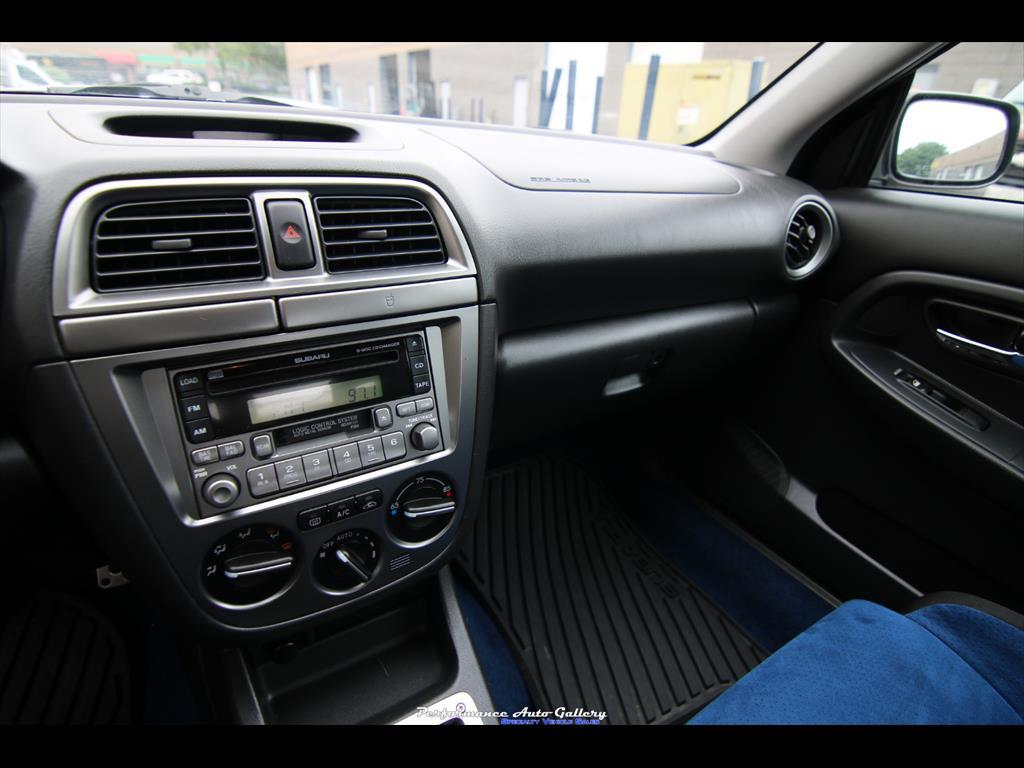 2004 Subaru Impreza WRX STI - Photo 30 - Gaithersburg, MD 20879