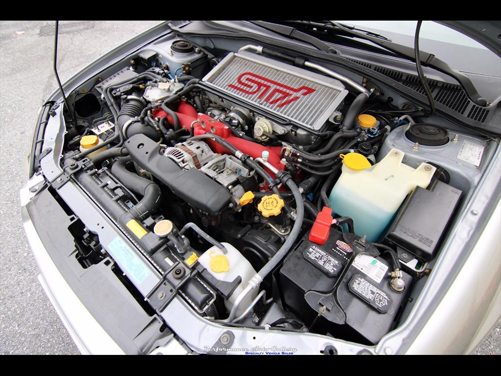 2004 Subaru Impreza WRX STI - Photo 35 - Gaithersburg, MD 20879