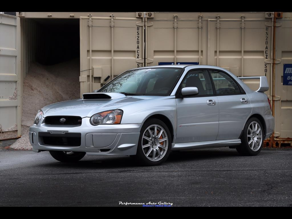 2004 Subaru Impreza WRX STI - Photo 1 - Gaithersburg, MD 20879