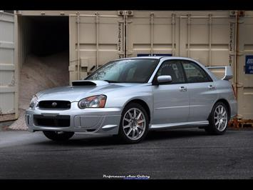 2004 Subaru Impreza WRX STI Sedan