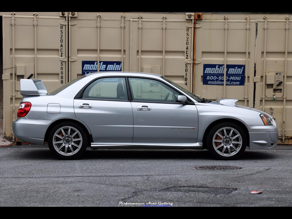 2004 Subaru Impreza WRX STI - Photo 4 - Gaithersburg, MD 20879