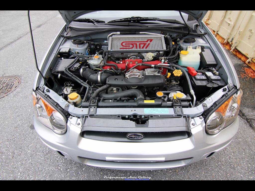 2004 Subaru Impreza WRX STI - Photo 33 - Gaithersburg, MD 20879
