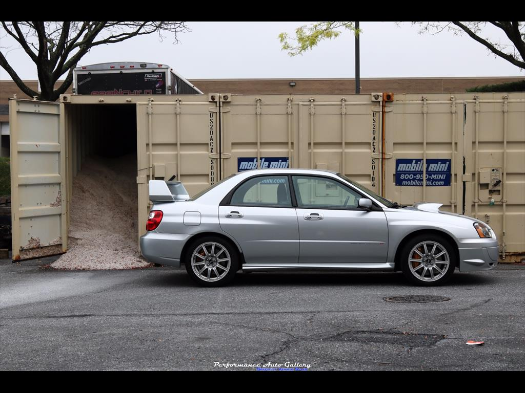 2004 Subaru Impreza WRX STI - Photo 5 - Gaithersburg, MD 20879