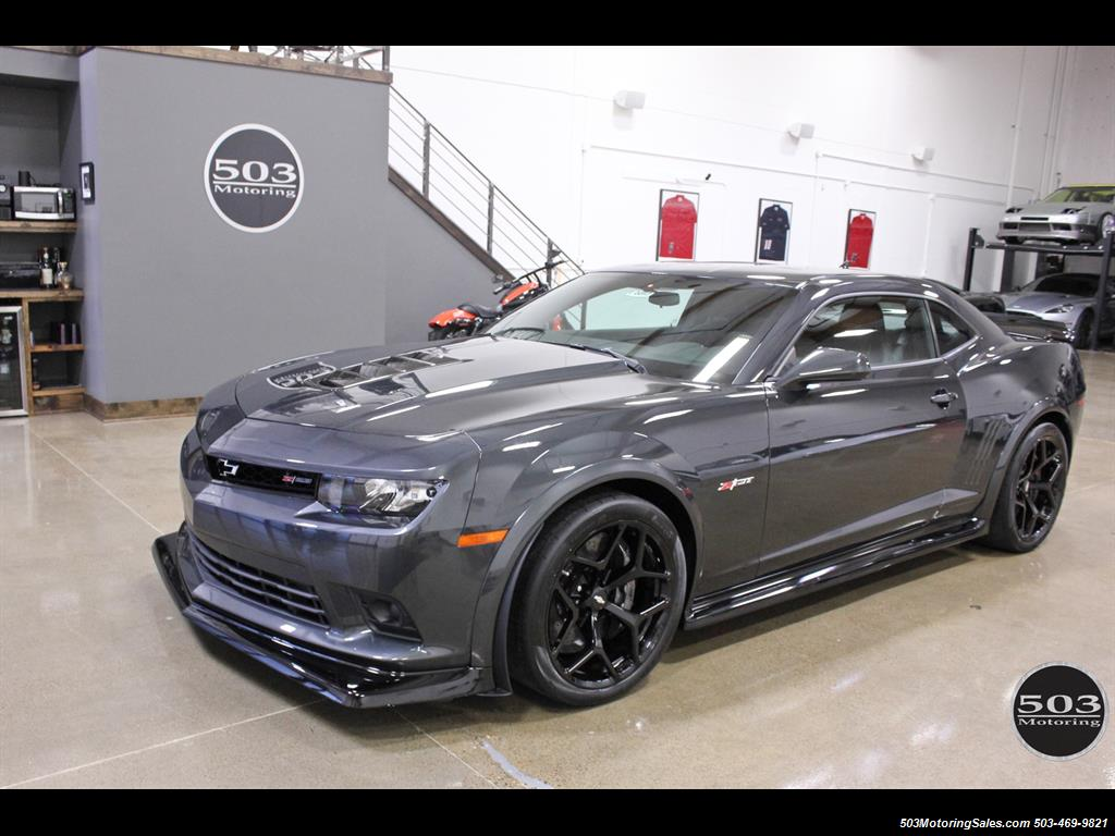2015 chevrolet camaro z28 only 570 miles. Cars Review. Best American Auto & Cars Review