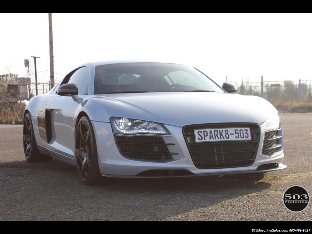 503 Motoring Sales Photos For 2012 Audi R8 4 2 Quattro