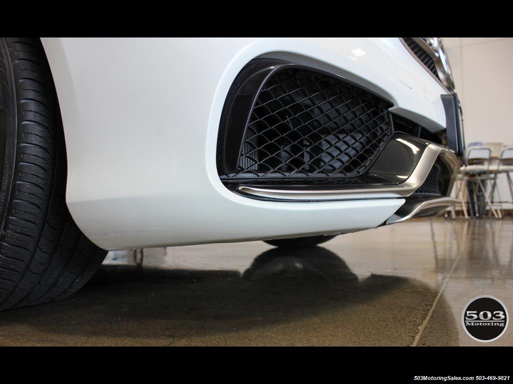 2014 Mercedes-Benz E 63 AMG S-Model Wagon; White/Black w/ 19k Miles! - Photo 55 - Beaverton, OR 97005
