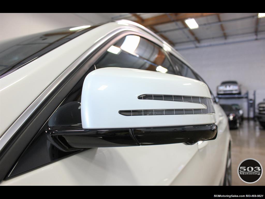 2014 Mercedes-Benz E 63 AMG S-Model Wagon; White/Black w/ 19k Miles! - Photo 16 - Beaverton, OR 97005