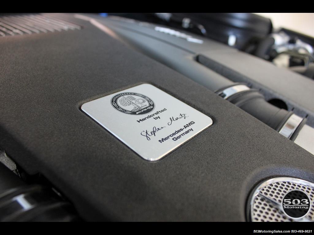 2014 Mercedes-Benz E 63 AMG S-Model Wagon; White/Black w/ 19k Miles! - Photo 51 - Beaverton, OR 97005