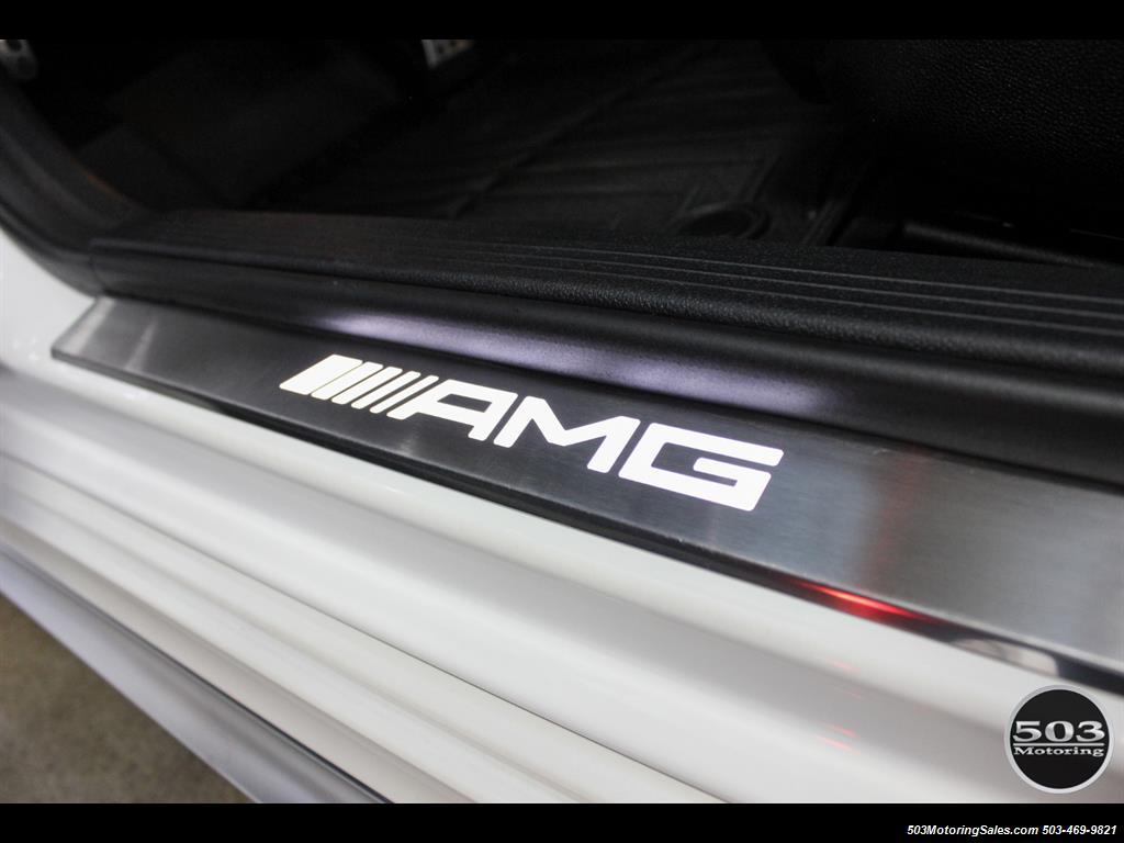 2014 Mercedes-Benz E 63 AMG S-Model Wagon; White/Black w/ 19k Miles! - Photo 35 - Beaverton, OR 97005