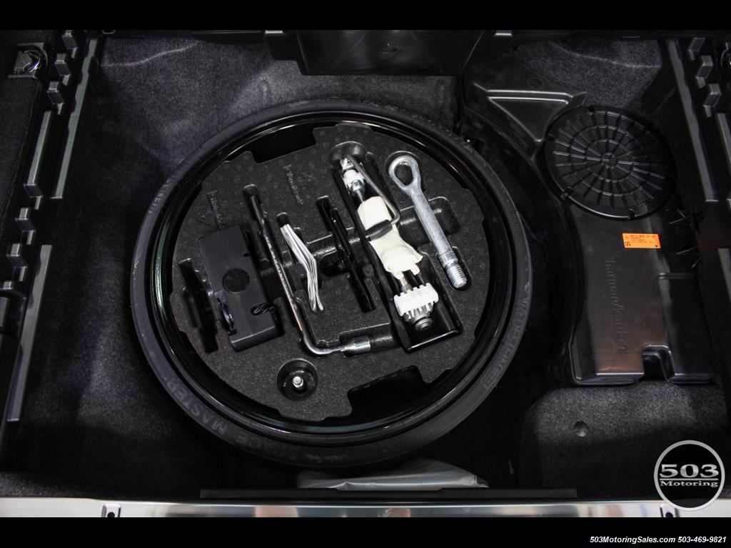 2014 Mercedes-Benz E 63 AMG S-Model Wagon; White/Black w/ 19k Miles! - Photo 50 - Beaverton, OR 97005