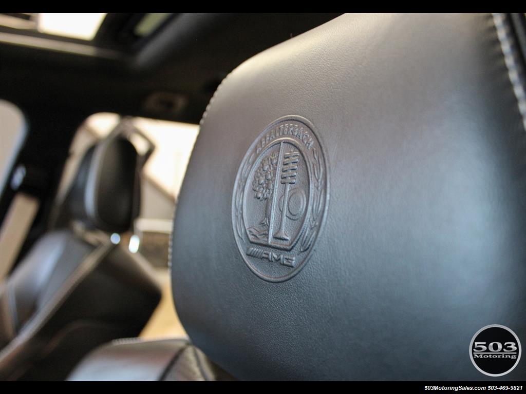 2014 Mercedes-Benz E 63 AMG S-Model Wagon; White/Black w/ 19k Miles! - Photo 28 - Beaverton, OR 97005