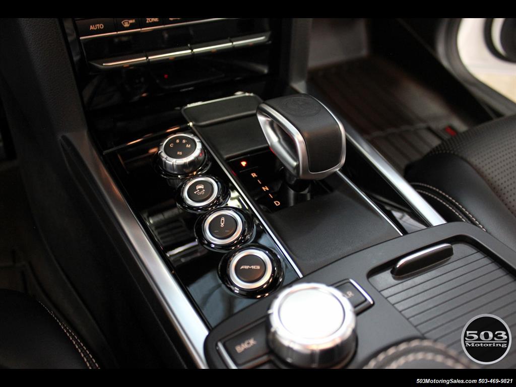 2014 Mercedes-Benz E 63 AMG S-Model Wagon; White/Black w/ 19k Miles! - Photo 34 - Beaverton, OR 97005