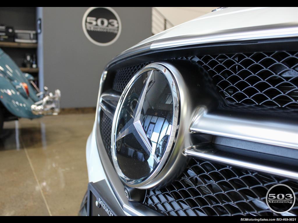 2014 Mercedes-Benz E 63 AMG S-Model Wagon; White/Black w/ 19k Miles! - Photo 10 - Beaverton, OR 97005
