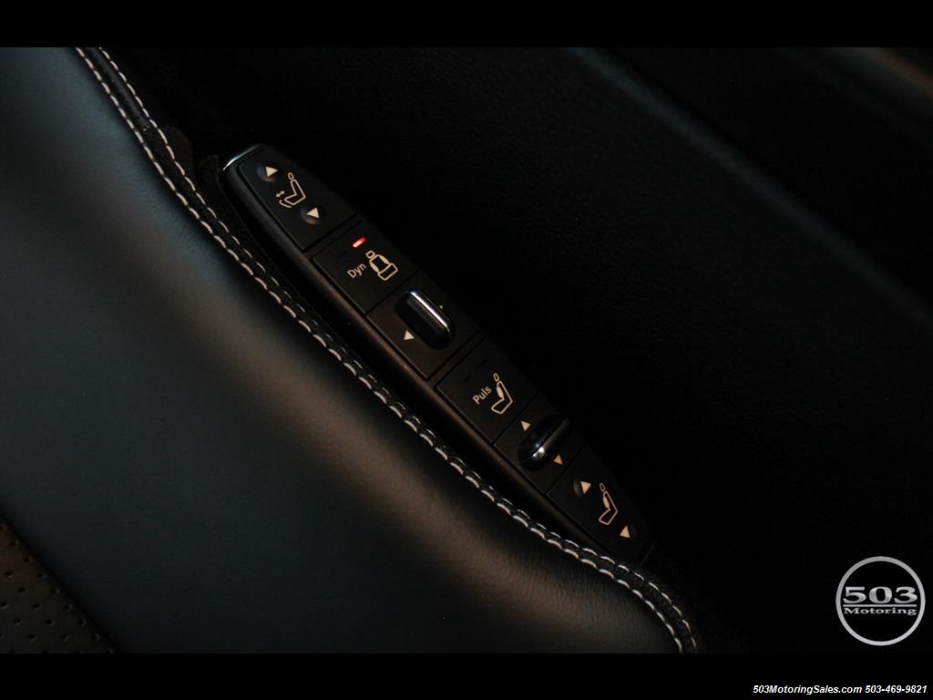 2014 Mercedes-Benz E 63 AMG S-Model Wagon; White/Black w/ 19k Miles! - Photo 31 - Beaverton, OR 97005