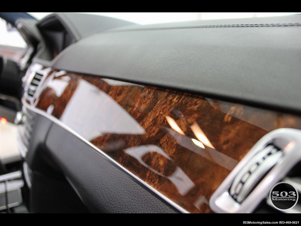 2014 Mercedes-Benz E 63 AMG S-Model Wagon; White/Black w/ 19k Miles! - Photo 39 - Beaverton, OR 97005