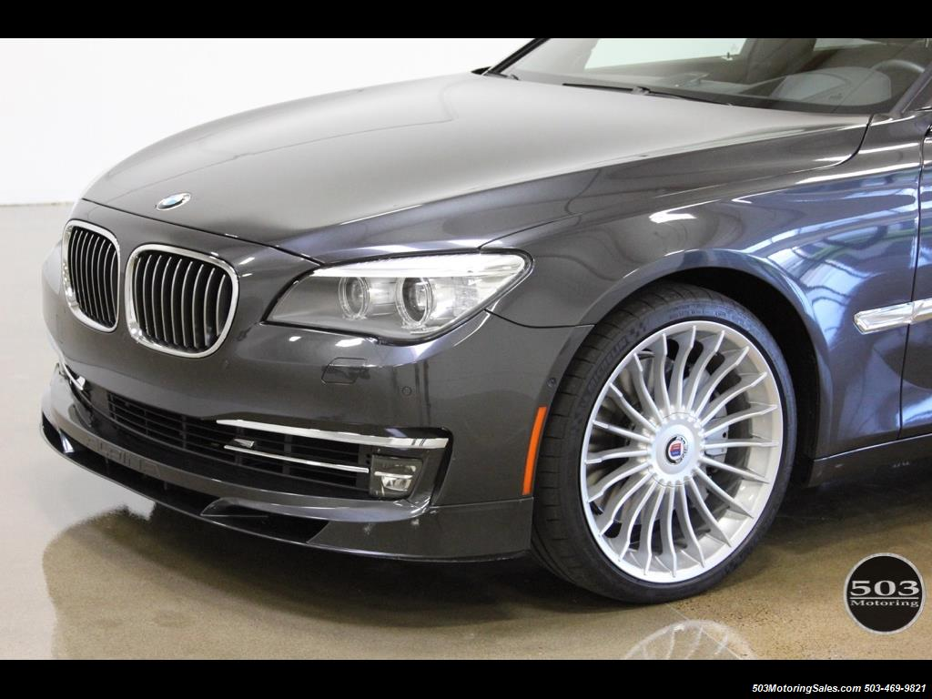 2014 bmw alpina b7 lwb xdrive. Black Bedroom Furniture Sets. Home Design Ideas