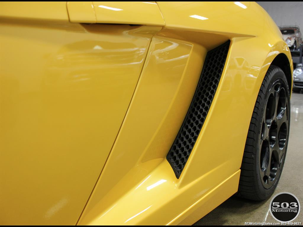 2004 Lamborghini Gallardo Yellow/Black 6-Speed Manual w/ 21k Miles! - Photo 16 - Beaverton, OR 97005