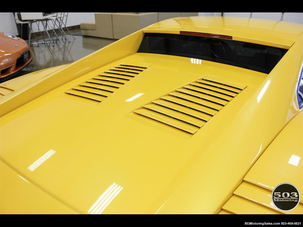 2004 Lamborghini Gallardo Yellow/Black 6-Speed Manual w/ 21k Miles! - Photo 19 - Beaverton, OR 97005
