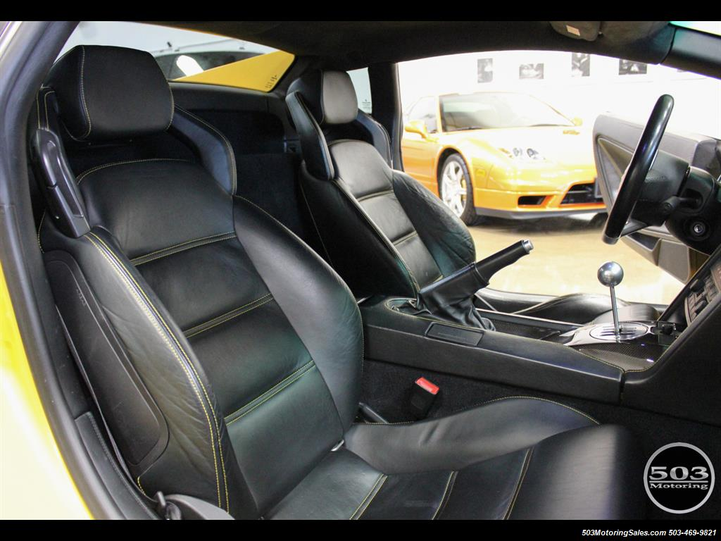 2004 Lamborghini Gallardo Yellow/Black 6-Speed Manual w/ 21k Miles! - Photo 38 - Beaverton, OR 97005