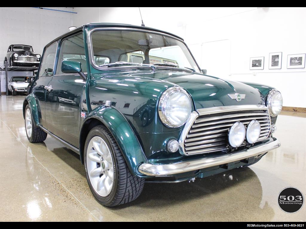 1975 Mini Cooper Gorgeous LHD w/ Only 39k Miles! - Photo 7 - Beaverton, OR 97005