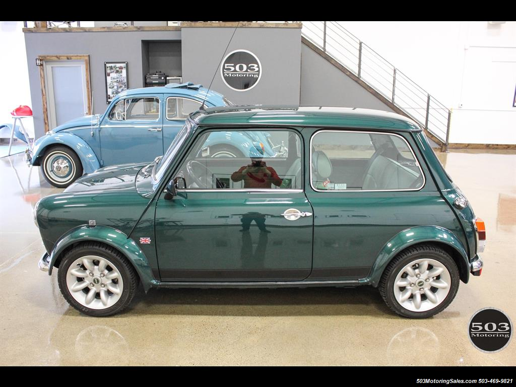 1975 Mini Cooper Gorgeous LHD w/ Only 39k Miles! - Photo 2 - Beaverton, OR 97005
