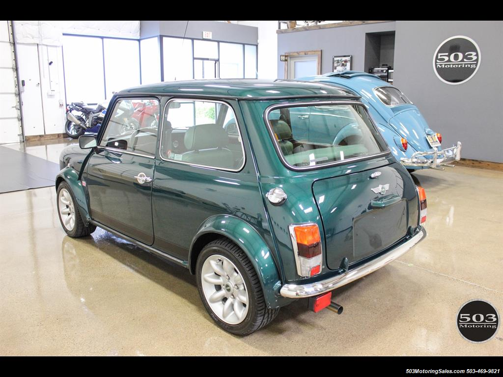 1975 Mini Cooper Gorgeous LHD w/ Only 39k Miles! - Photo 3 - Beaverton, OR 97005