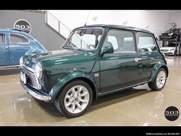 1975 Mini Cooper Gorgeous LHD w/ Only 39k Miles! Hatchback