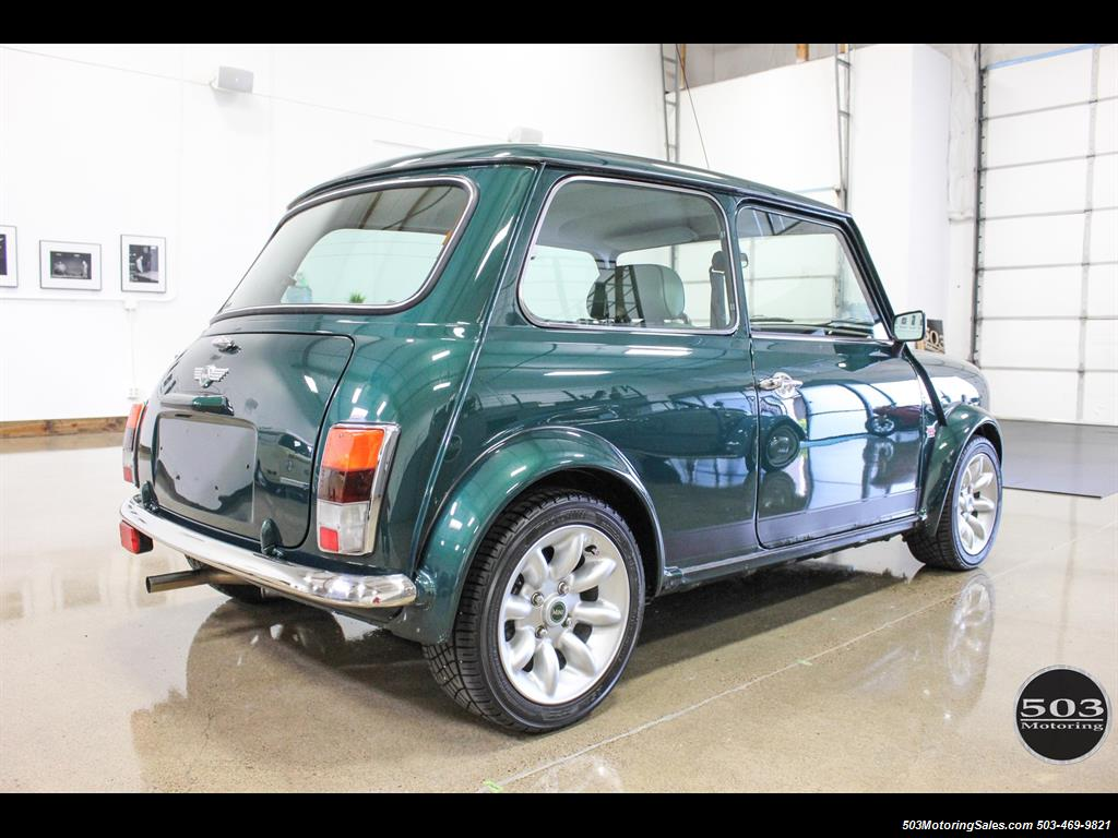 1975 Mini Cooper Gorgeous LHD w/ Only 39k Miles! - Photo 5 - Beaverton, OR 97005