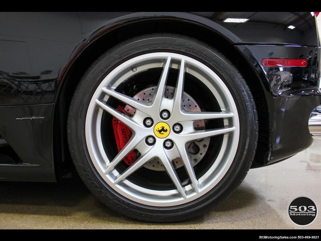 2005 Ferrari F430 Stunning Black/Tan Combo w/ New F1 Pump! - Photo 26 - Beaverton, OR 97005