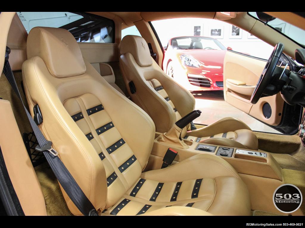 2005 Ferrari F430 Stunning Black/Tan Combo w/ New F1 Pump! - Photo 43 - Beaverton, OR 97005