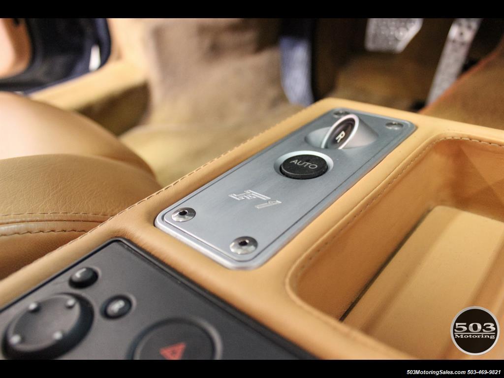 2005 Ferrari F430 Stunning Black/Tan Combo w/ New F1 Pump! - Photo 38 - Beaverton, OR 97005