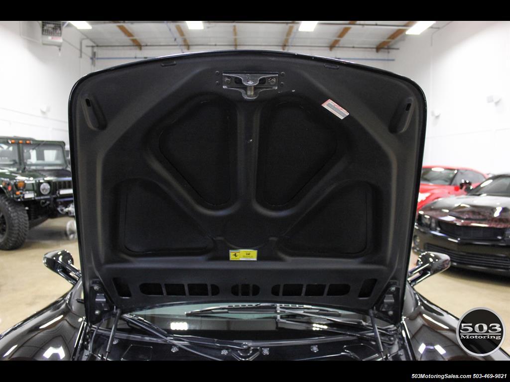 2005 Ferrari F430 Stunning Black/Tan Combo w/ New F1 Pump! - Photo 52 - Beaverton, OR 97005