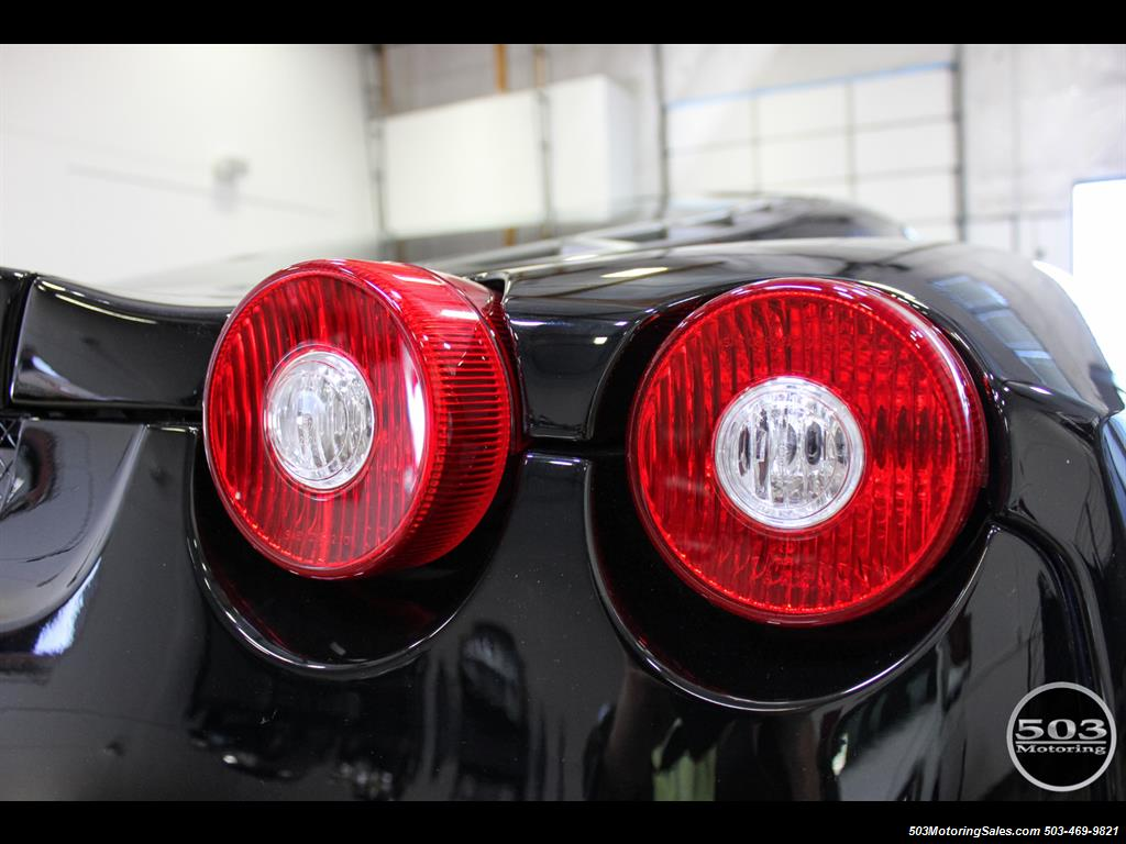 2005 Ferrari F430 Stunning Black/Tan Combo w/ New F1 Pump! - Photo 21 - Beaverton, OR 97005