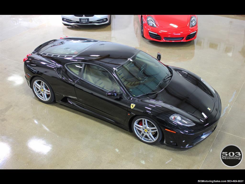 2005 Ferrari F430 Stunning Black/Tan Combo w/ New F1 Pump! - Photo 8 - Beaverton, OR 97005