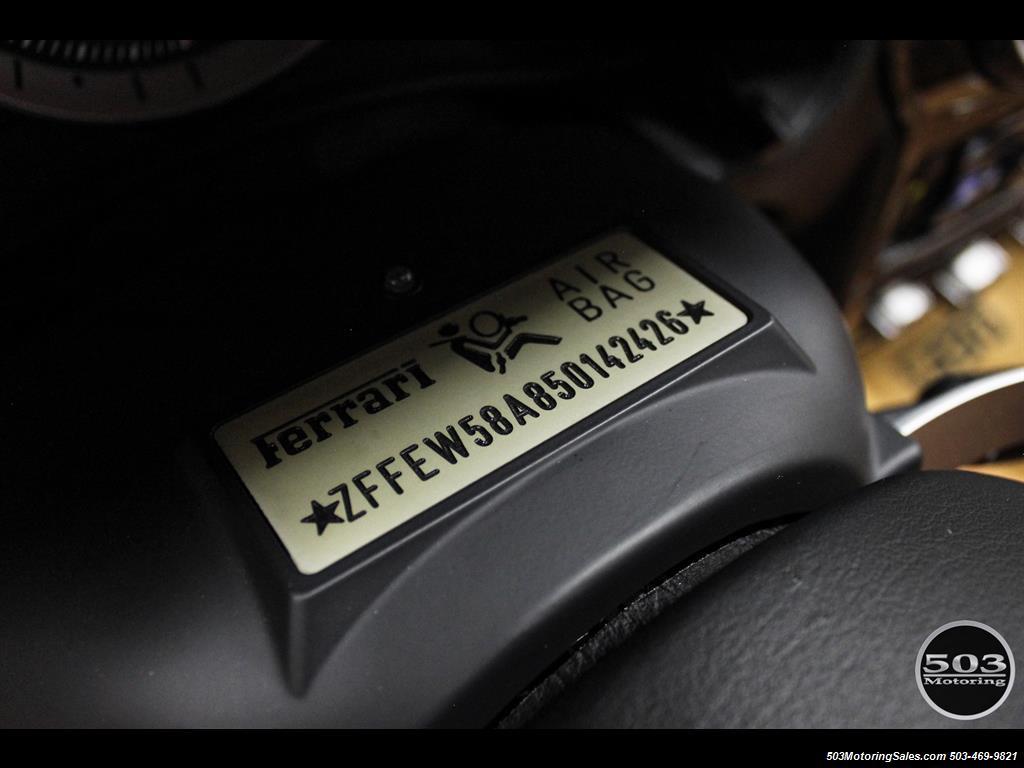 2005 Ferrari F430 Stunning Black/Tan Combo w/ New F1 Pump! - Photo 59 - Beaverton, OR 97005