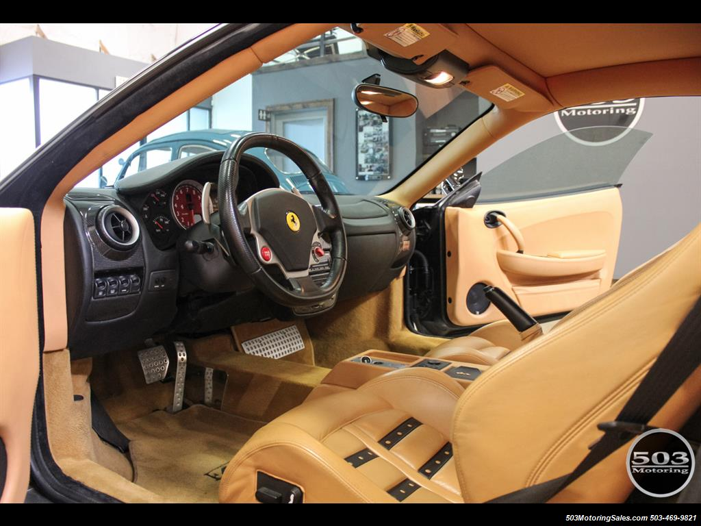 2005 Ferrari F430 Stunning Black/Tan Combo w/ New F1 Pump! - Photo 31 - Beaverton, OR 97005