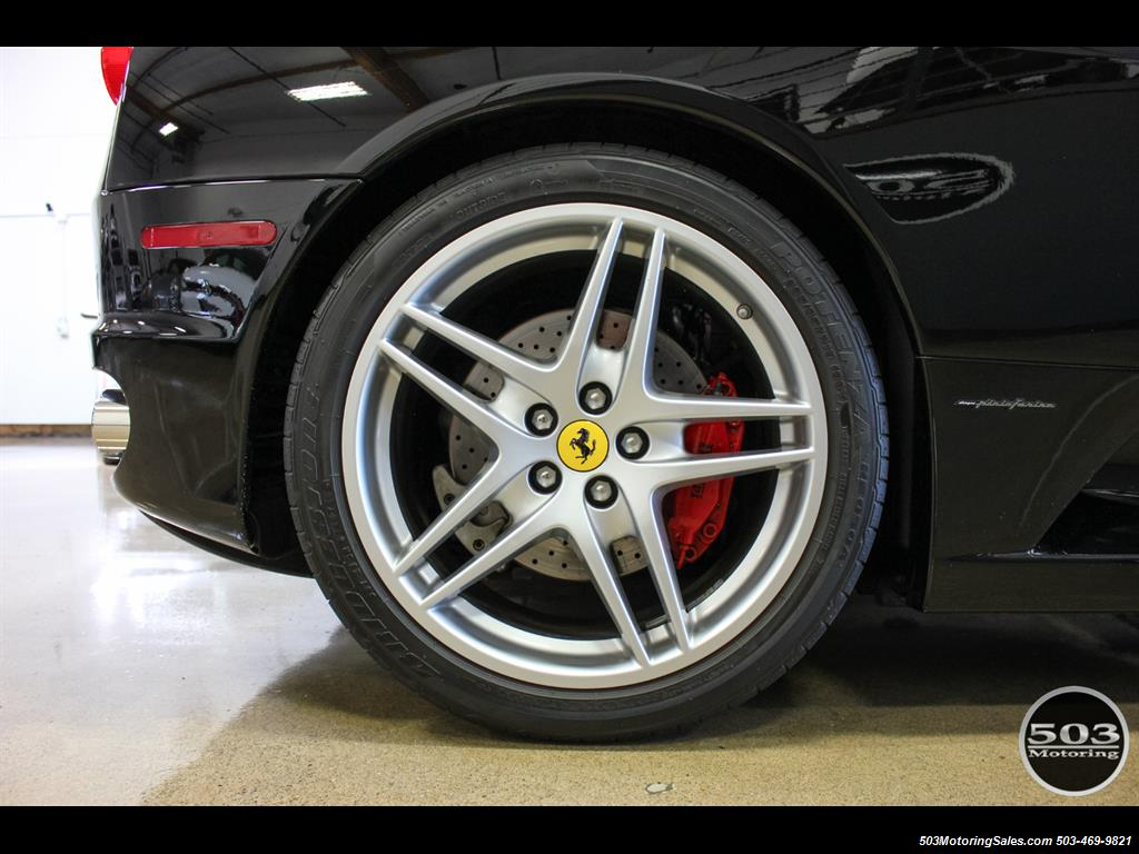 2005 Ferrari F430 Stunning Black/Tan Combo w/ New F1 Pump! - Photo 27 - Beaverton, OR 97005