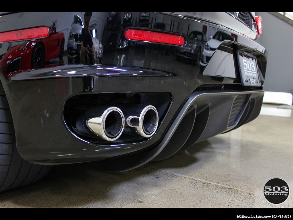 2005 Ferrari F430 Stunning Black/Tan Combo w/ New F1 Pump! - Photo 24 - Beaverton, OR 97005