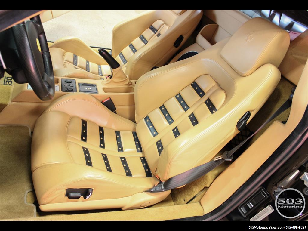 2005 Ferrari F430 Stunning Black/Tan Combo w/ New F1 Pump! - Photo 36 - Beaverton, OR 97005