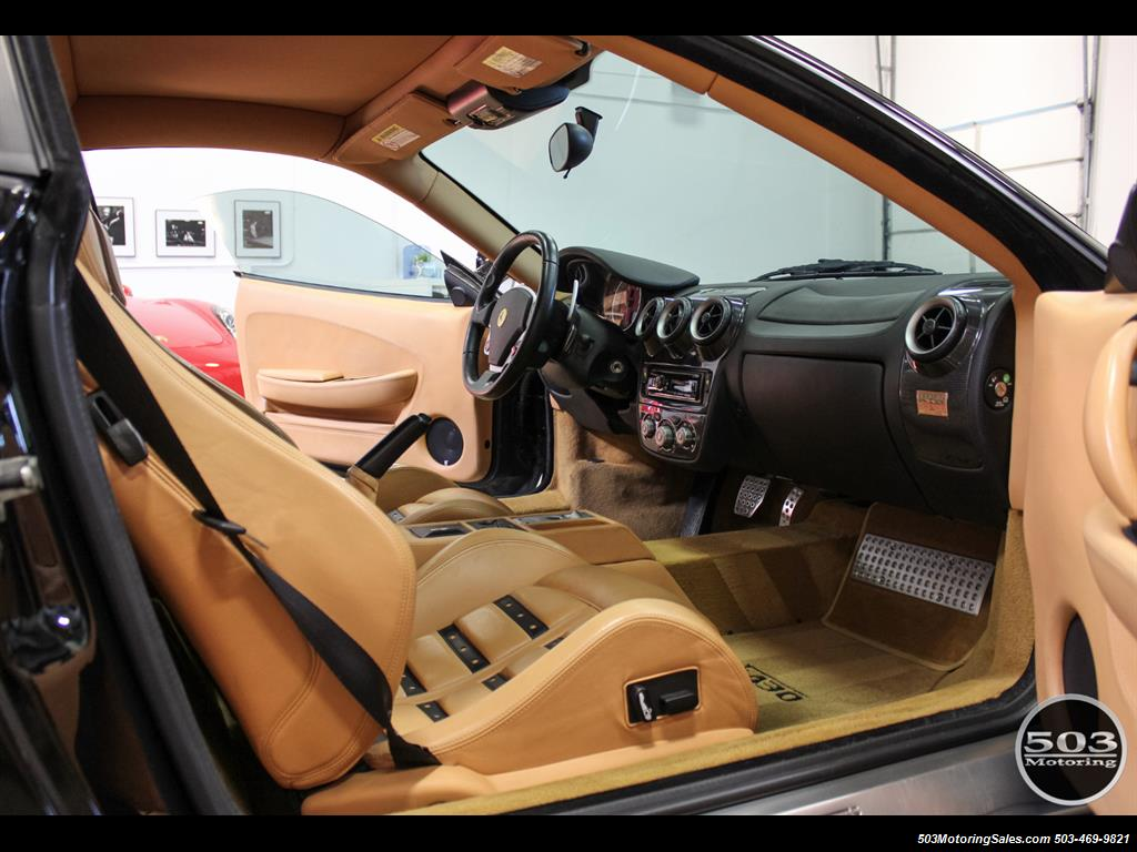 2005 Ferrari F430 Stunning Black/Tan Combo w/ New F1 Pump! - Photo 42 - Beaverton, OR 97005