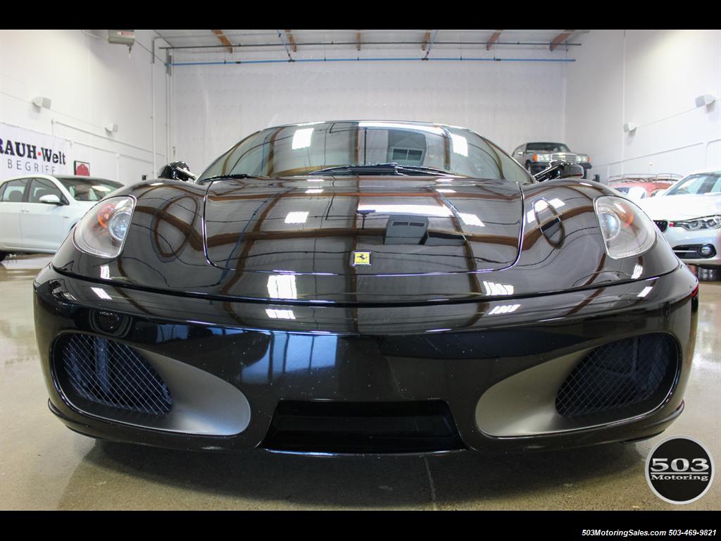 2005 Ferrari F430 Stunning Black/Tan Combo w/ New F1 Pump! - Photo 9 - Beaverton, OR 97005