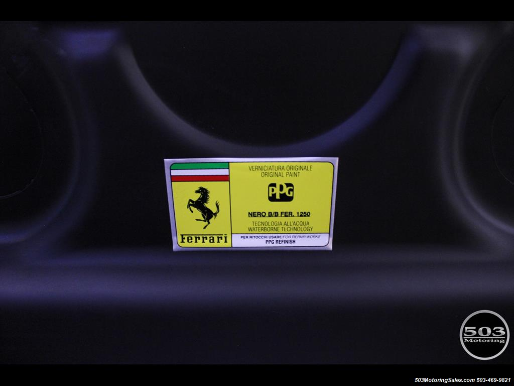 2005 Ferrari F430 Stunning Black/Tan Combo w/ New F1 Pump! - Photo 53 - Beaverton, OR 97005