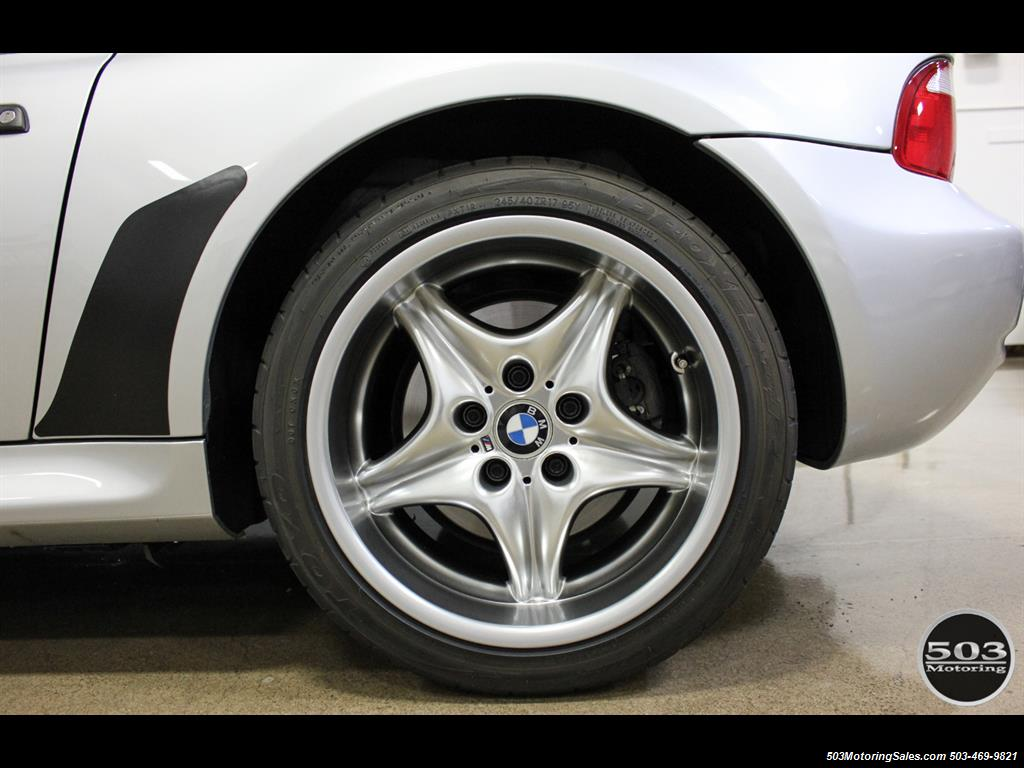 2001 BMW M Coupe; S54 in Silver w/ Only 23k Miles! - Photo 22 - Beaverton, OR 97005