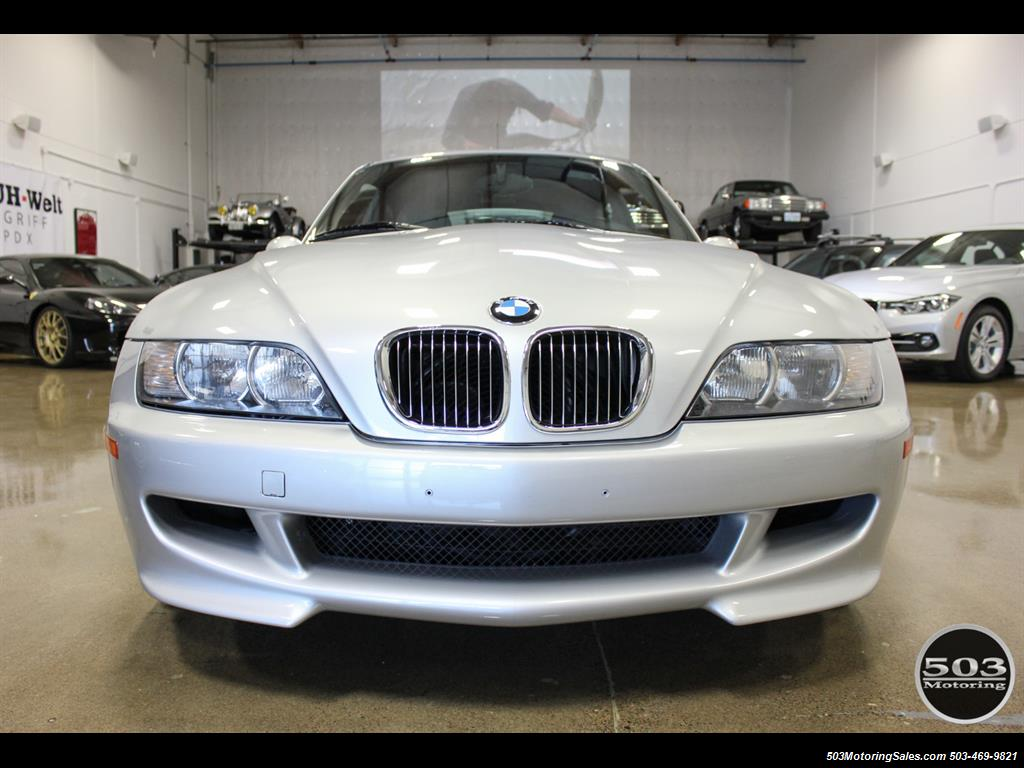 2001 BMW M Coupe; S54 in Silver w/ Only 23k Miles! - Photo 8 - Beaverton, OR 97005