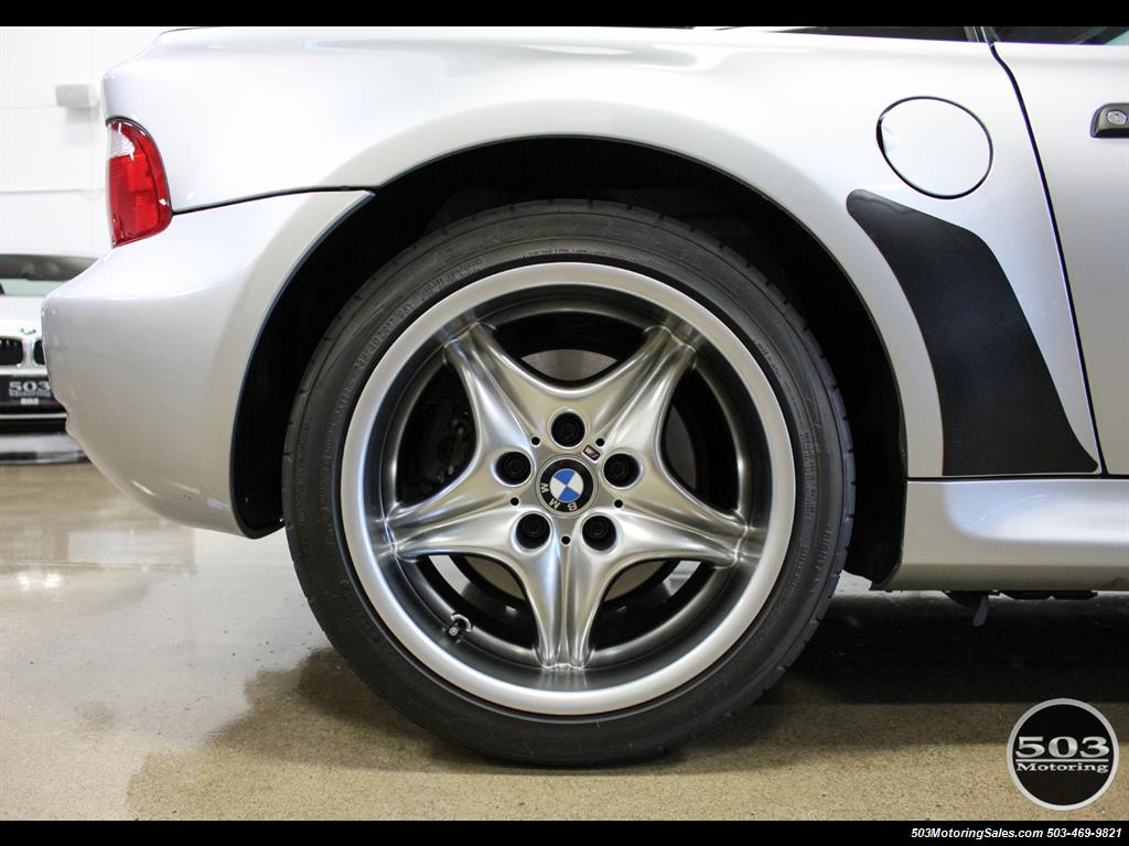 2001 BMW M Coupe; S54 in Silver w/ Only 23k Miles! - Photo 23 - Beaverton, OR 97005