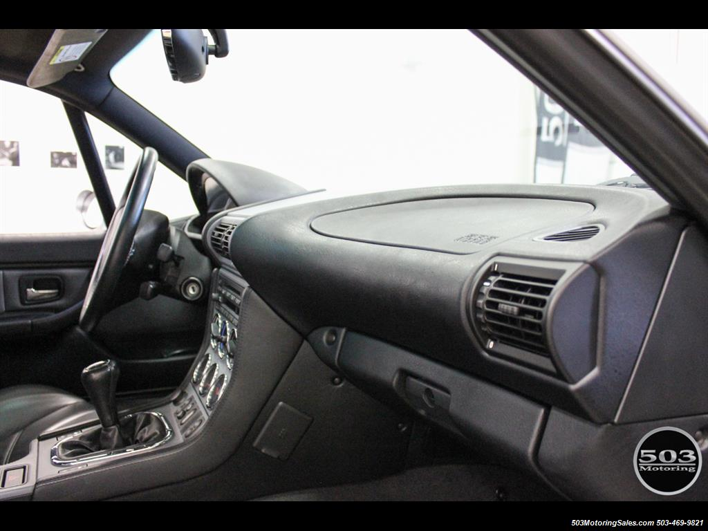 2001 BMW M Coupe; S54 in Silver w/ Only 23k Miles! - Photo 39 - Beaverton, OR 97005