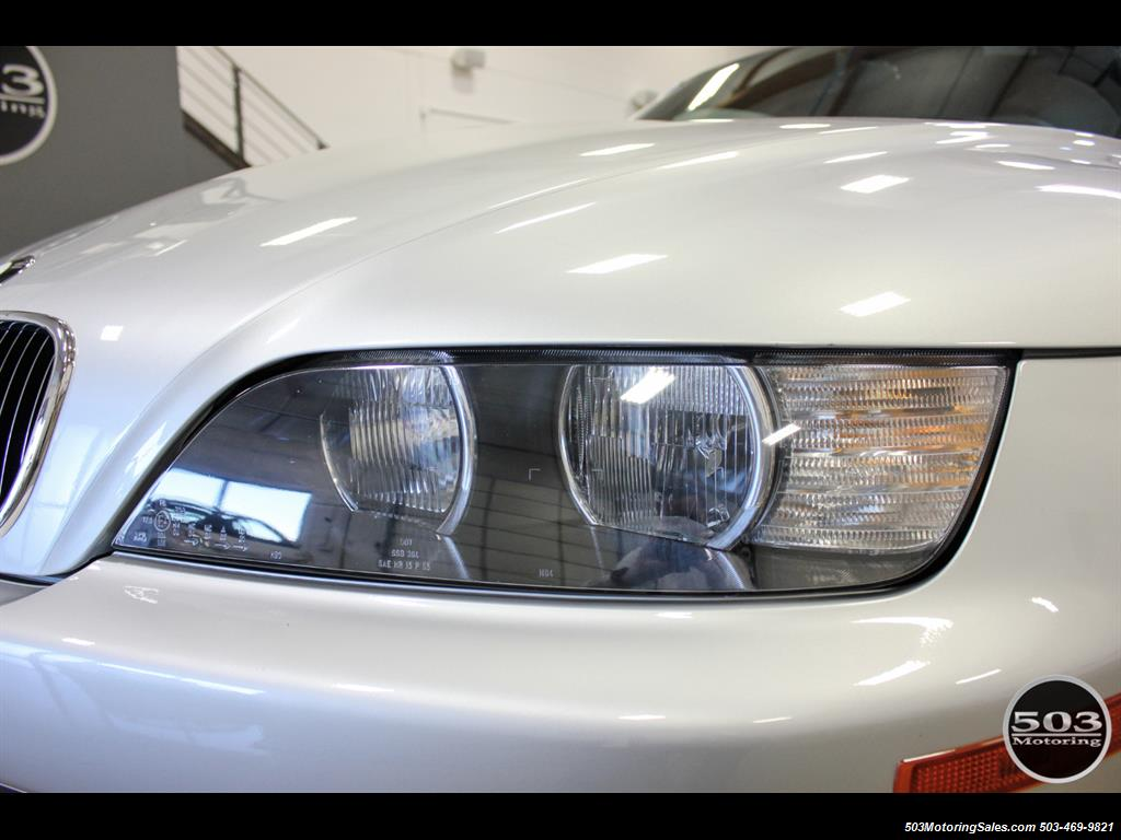 2001 BMW M Coupe; S54 in Silver w/ Only 23k Miles! - Photo 10 - Beaverton, OR 97005