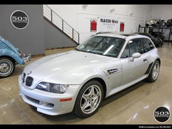 2001 BMW M Coupe; S54 in Silver w/ Only 23k Miles! Hatchback