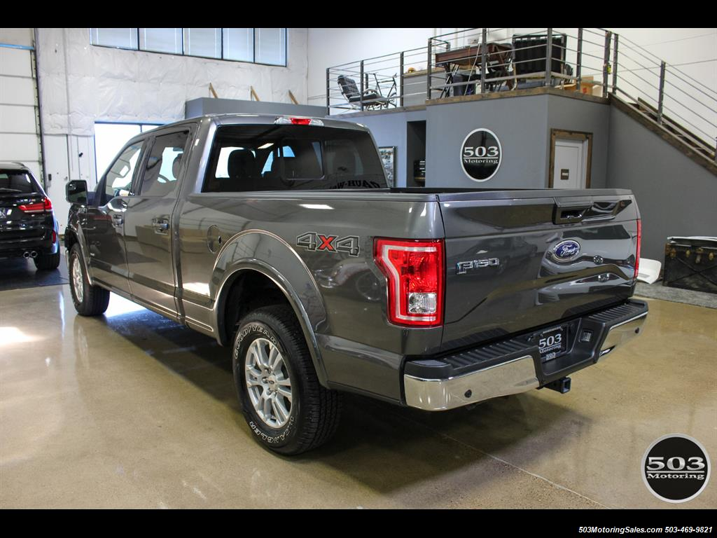 2016 Ford F-150 SuperCrew Lariat 3.5L, One Owner w/ 9k Miles! - Photo 3 - Beaverton, OR 97005